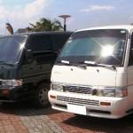 Rent a Van in Manila