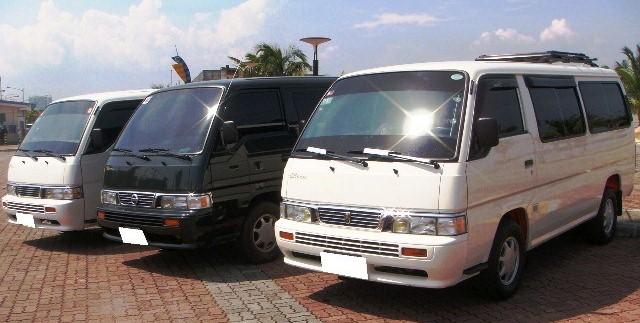 Rent a Van in Manila Philippines