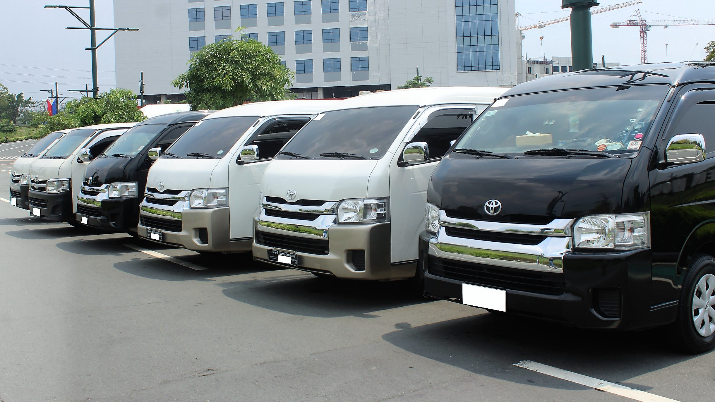 Van for rent, Van for hire, Van rental, Rent a van
